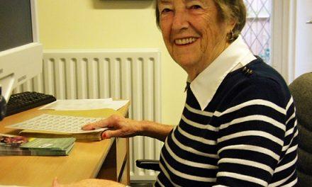 Pam Jeremy – 4Sight Vision Support Volunteer (2015)