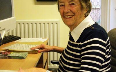 Pam Jeremy – 4SIGHT Volunteer (2015)