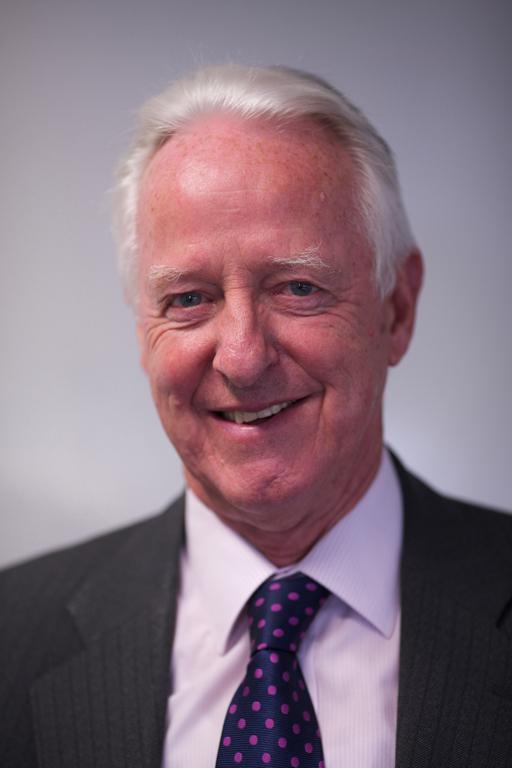 Dr Norman Boyland DL