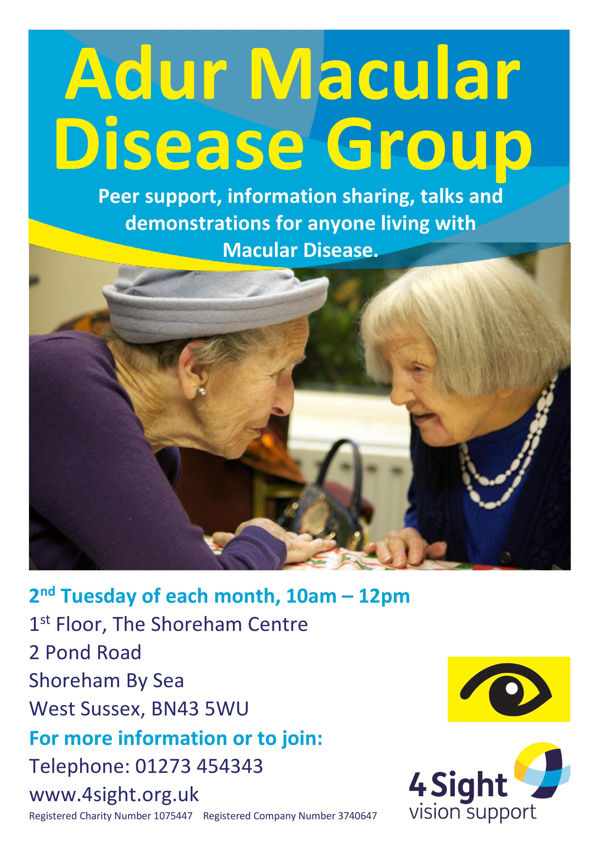 Adur Macular Disease Group