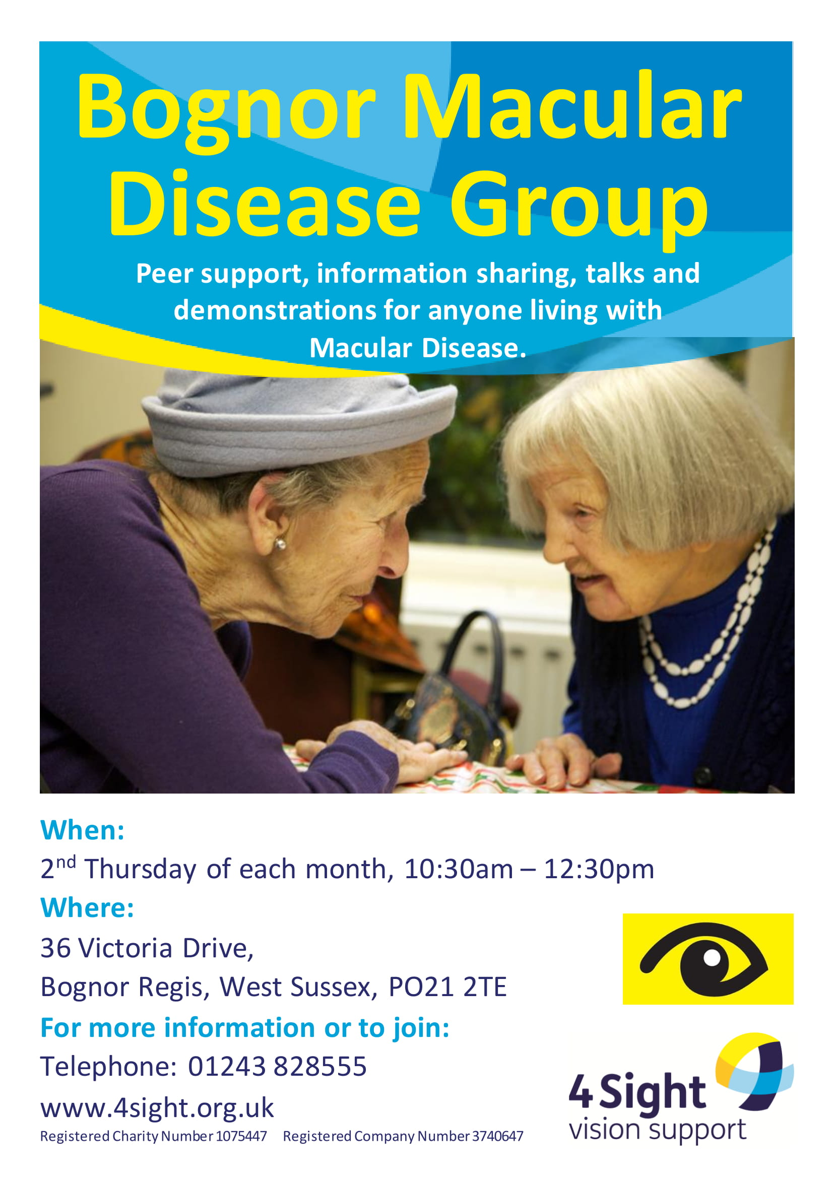 Bognor Macular Disease Group-1