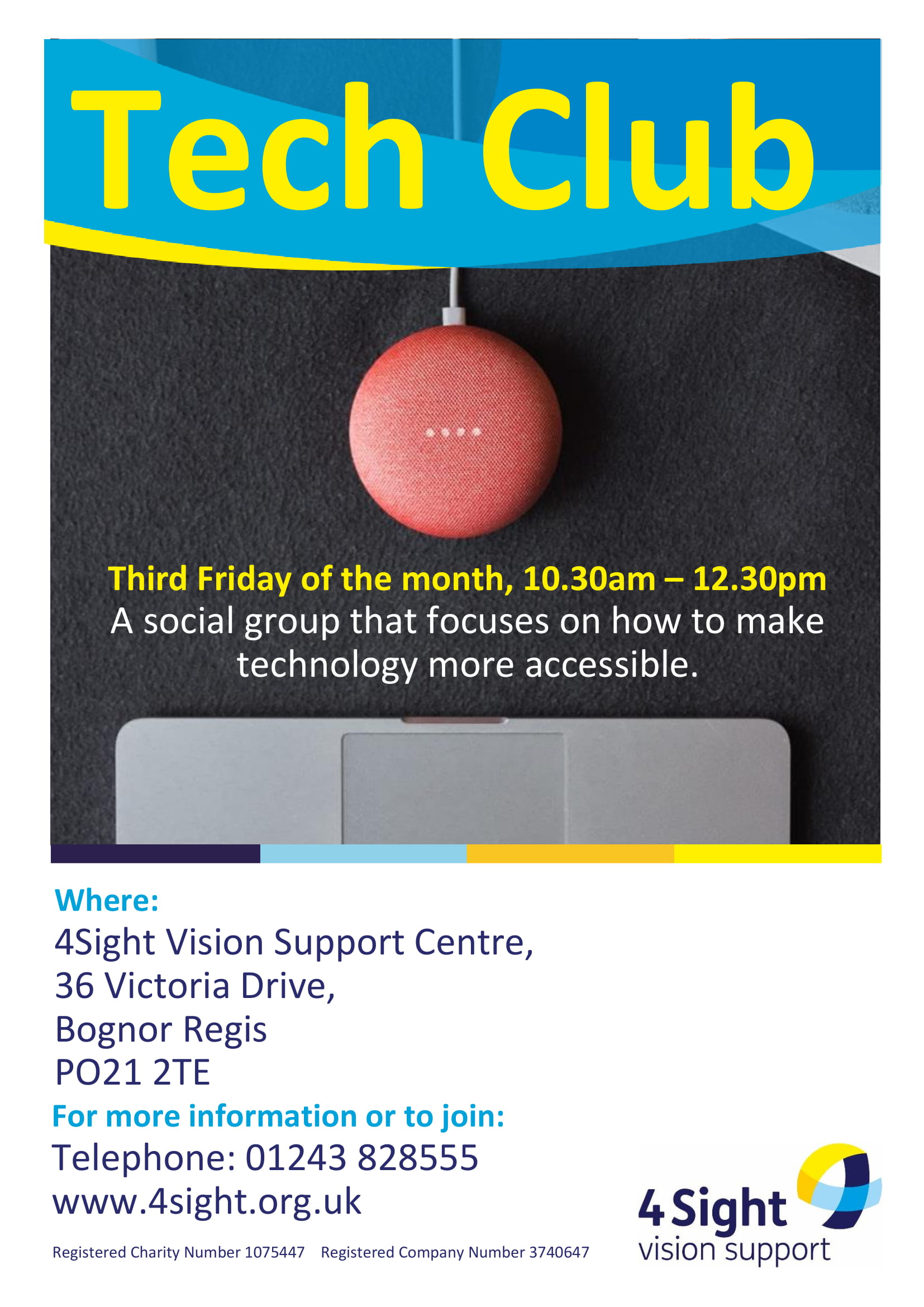Bognor Tech Club - April 2019-1