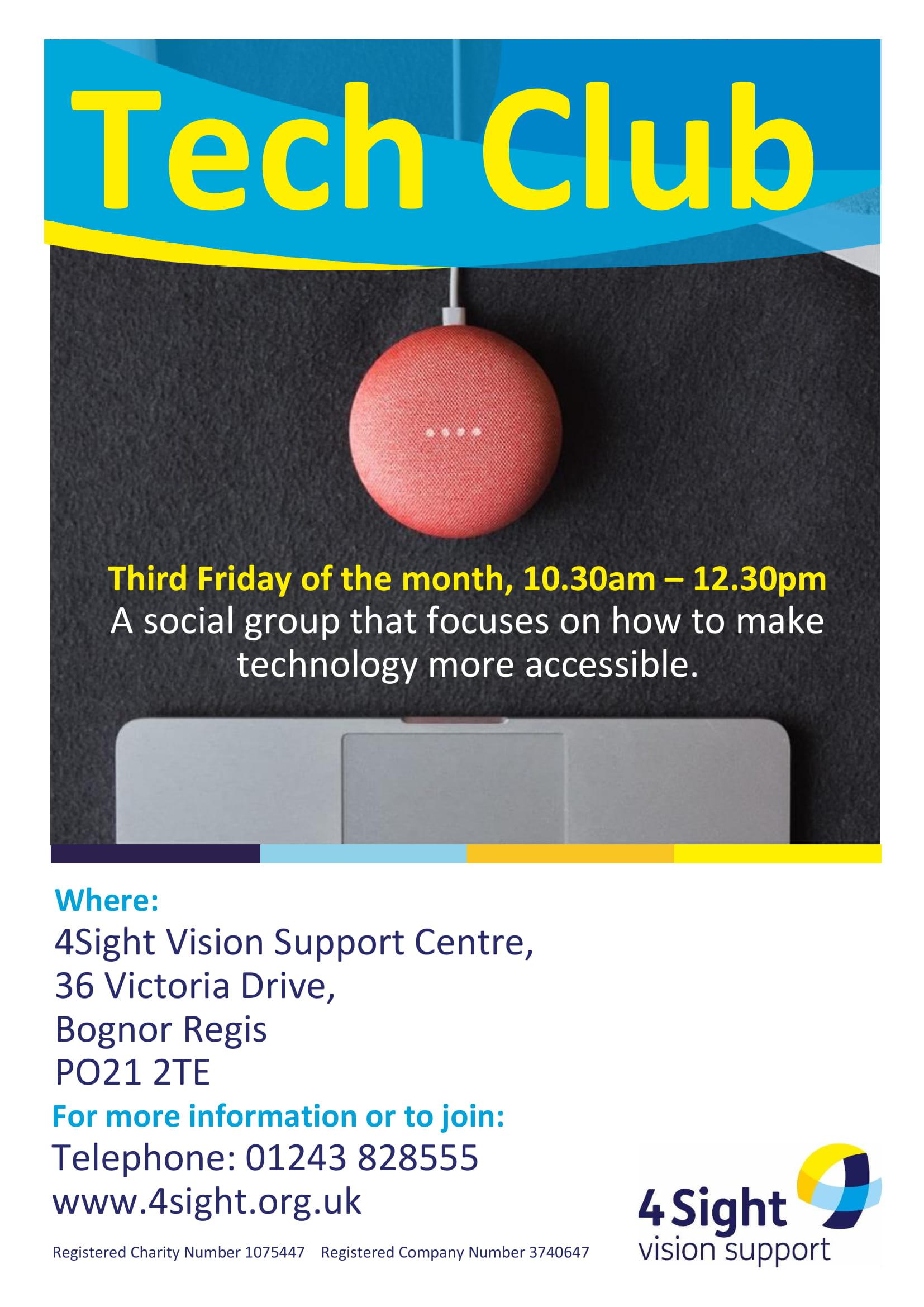 Bognor Tech Club - April 2019-1