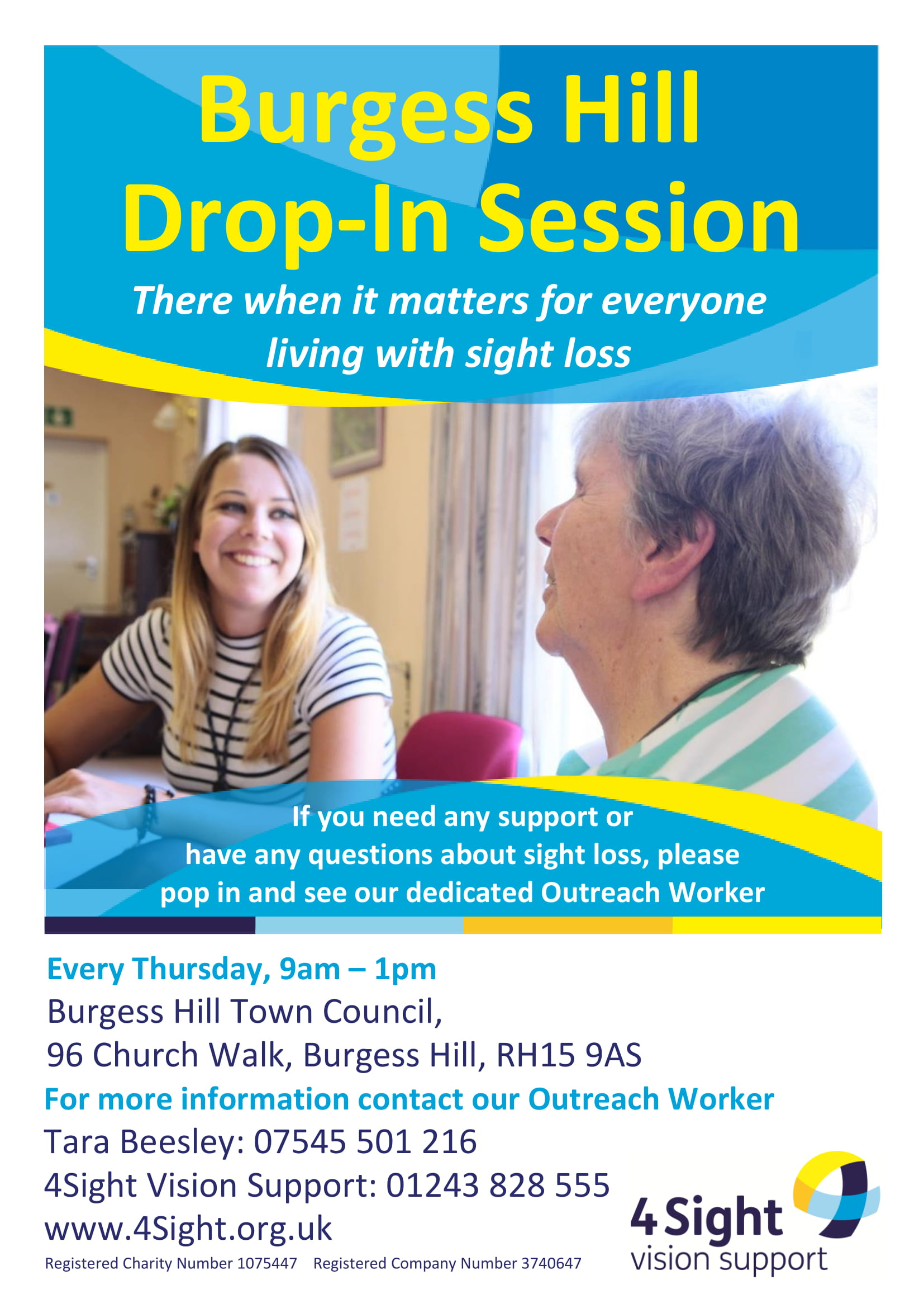 Burgess Hill Drop - In-1