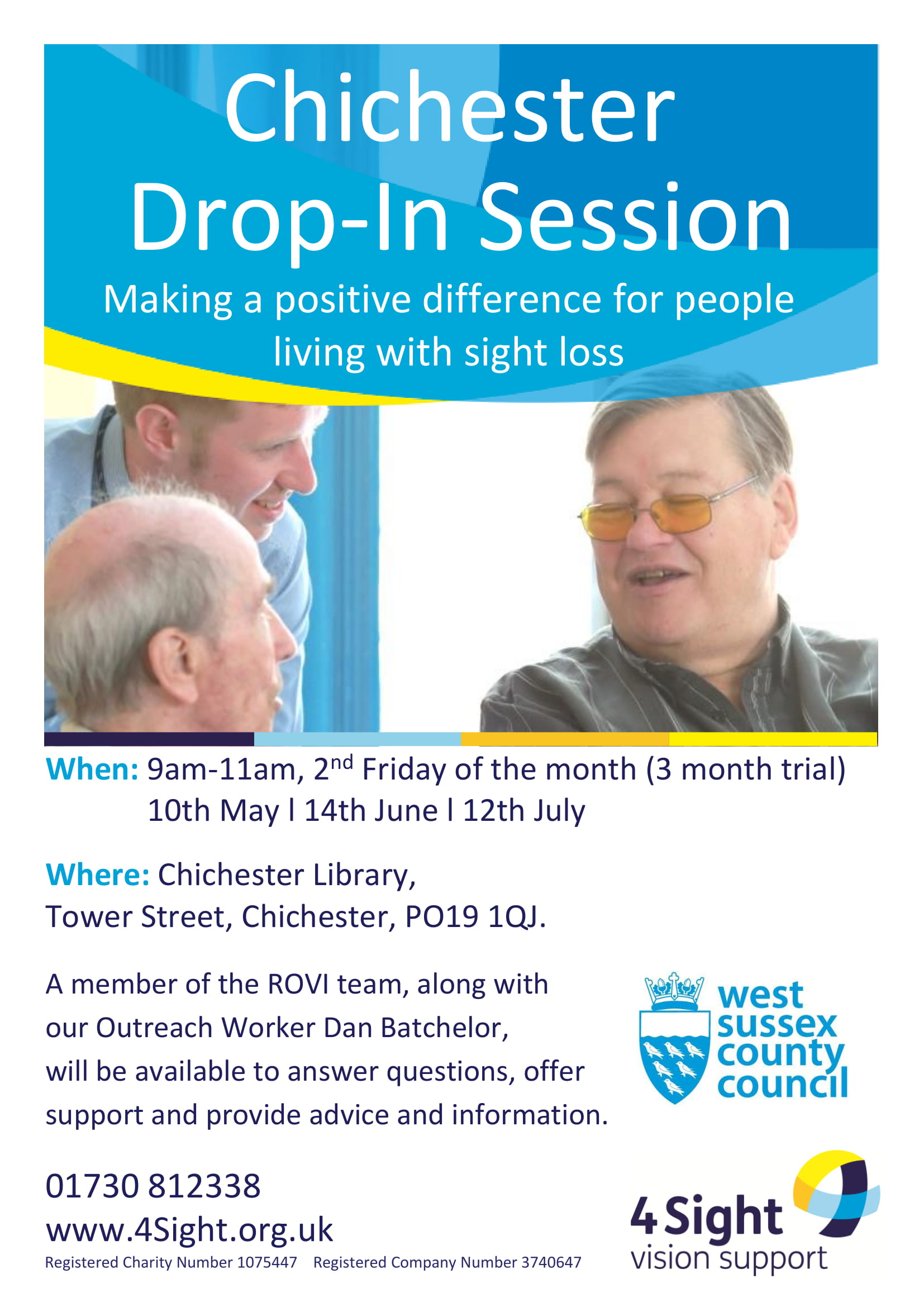 Chichester Drop In