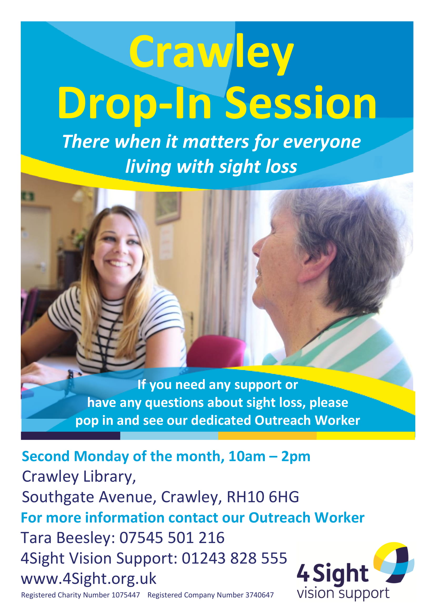 Crawley Drop - In-1