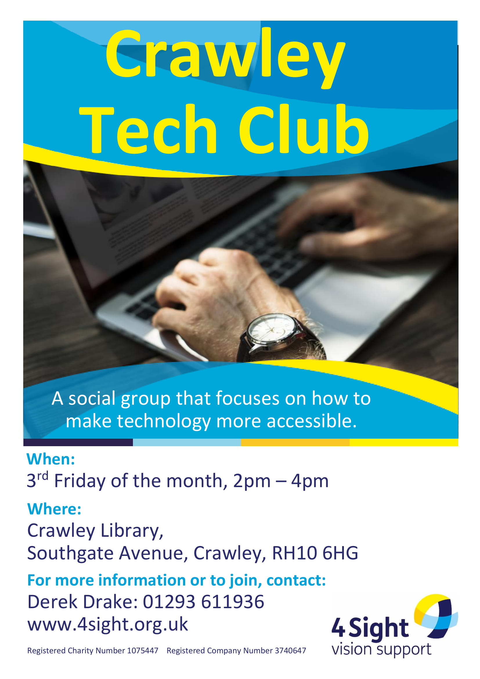 Crawley Tech Club - April 2019-1