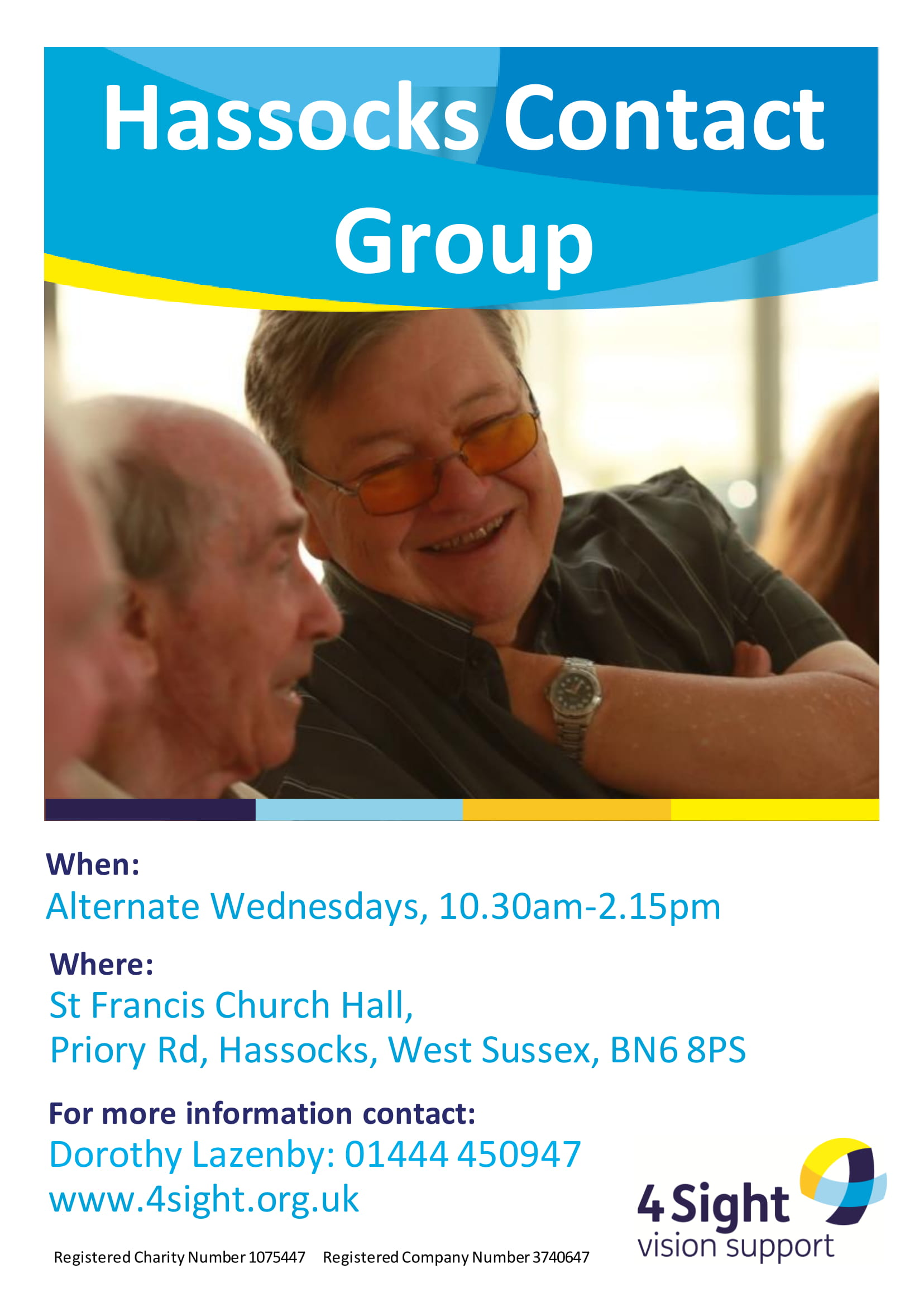 Hassocks Contact Group-1