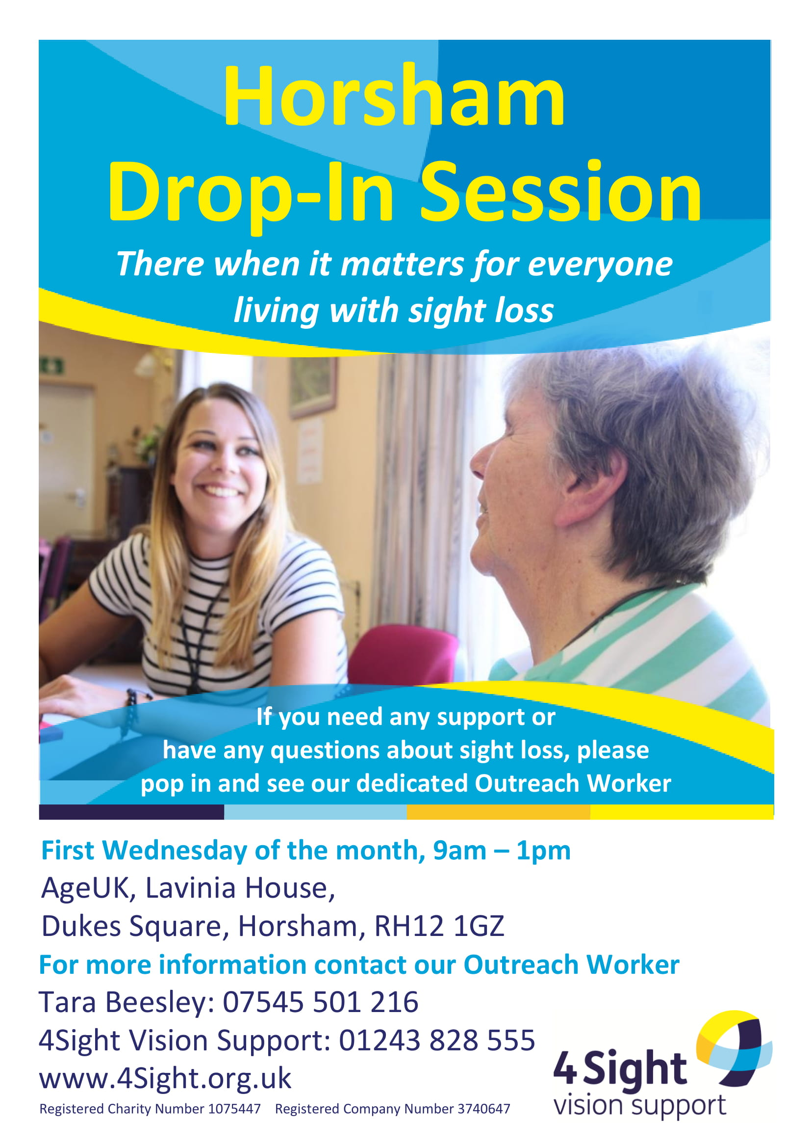 Horsham Drop - In-1