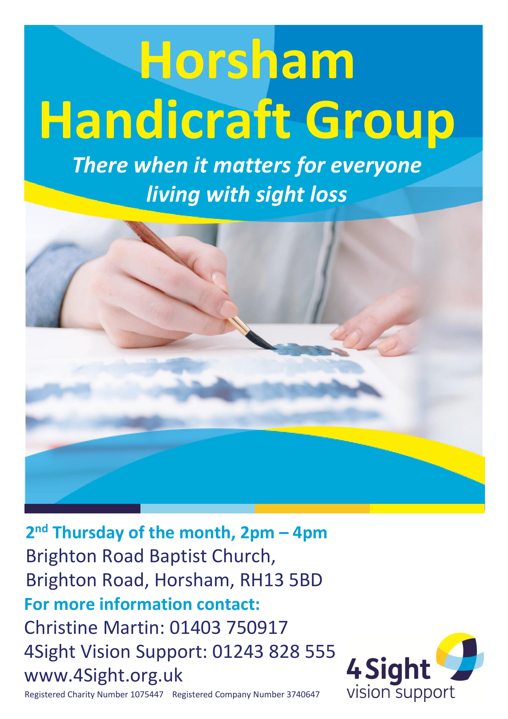 Horsham Handicraft Group-1