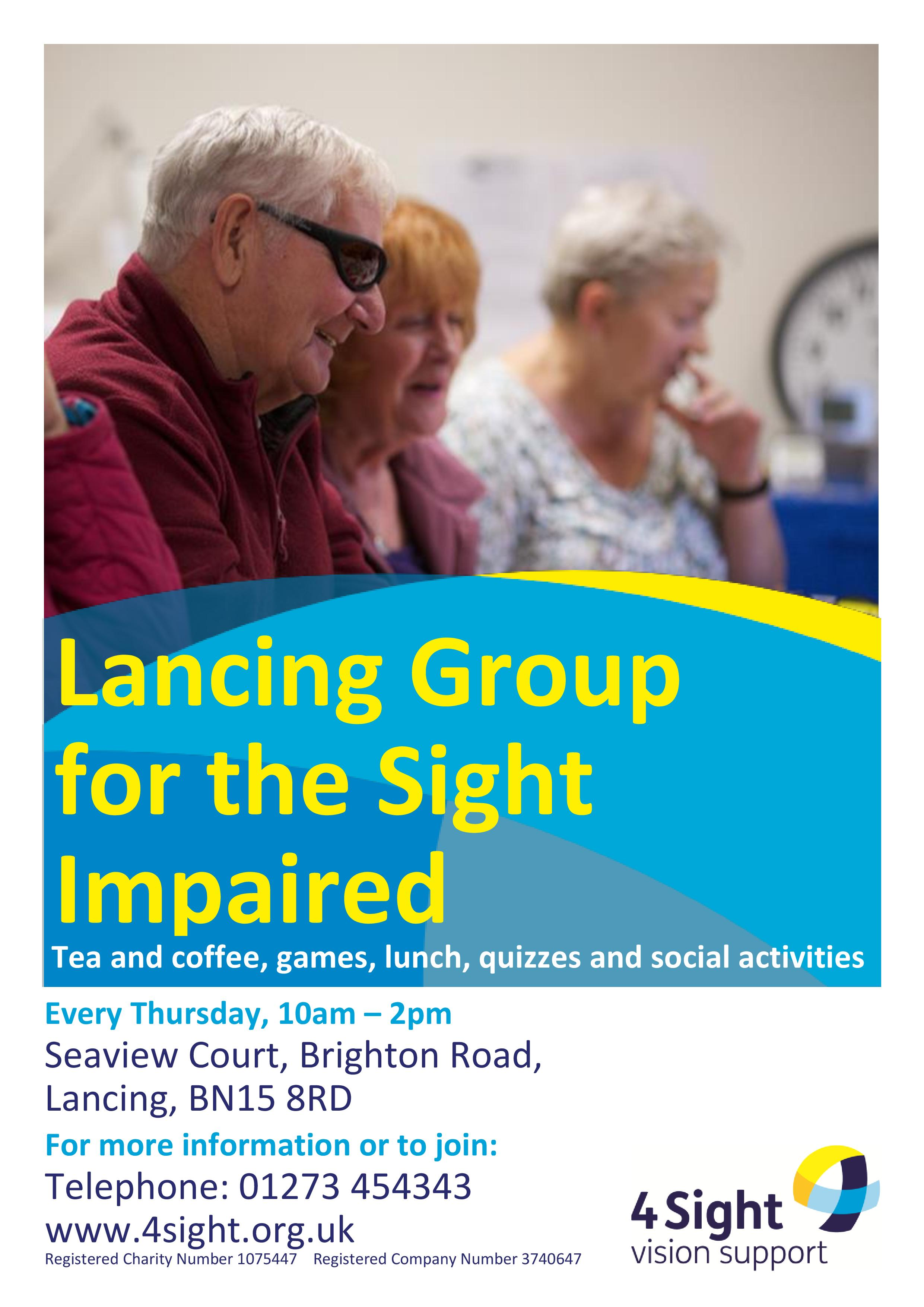 Lancing Self Help Group
