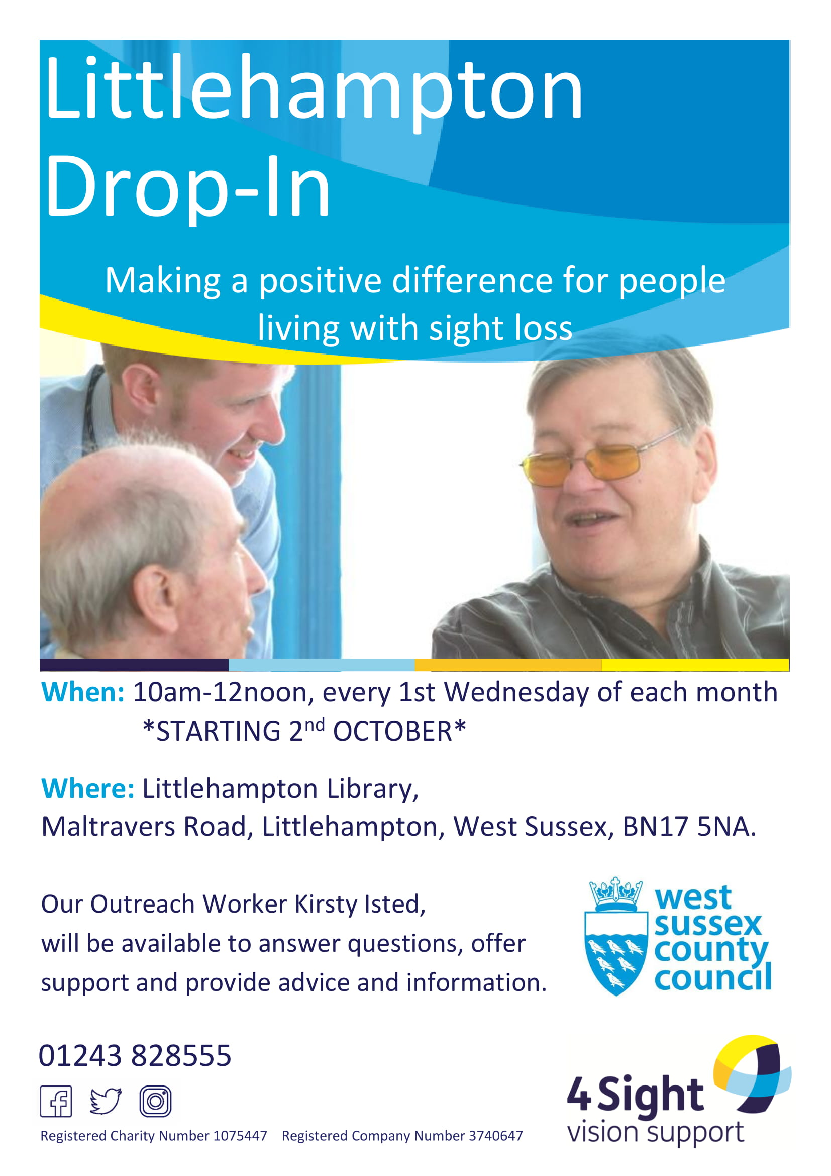 Littlehampton Drop - In-1