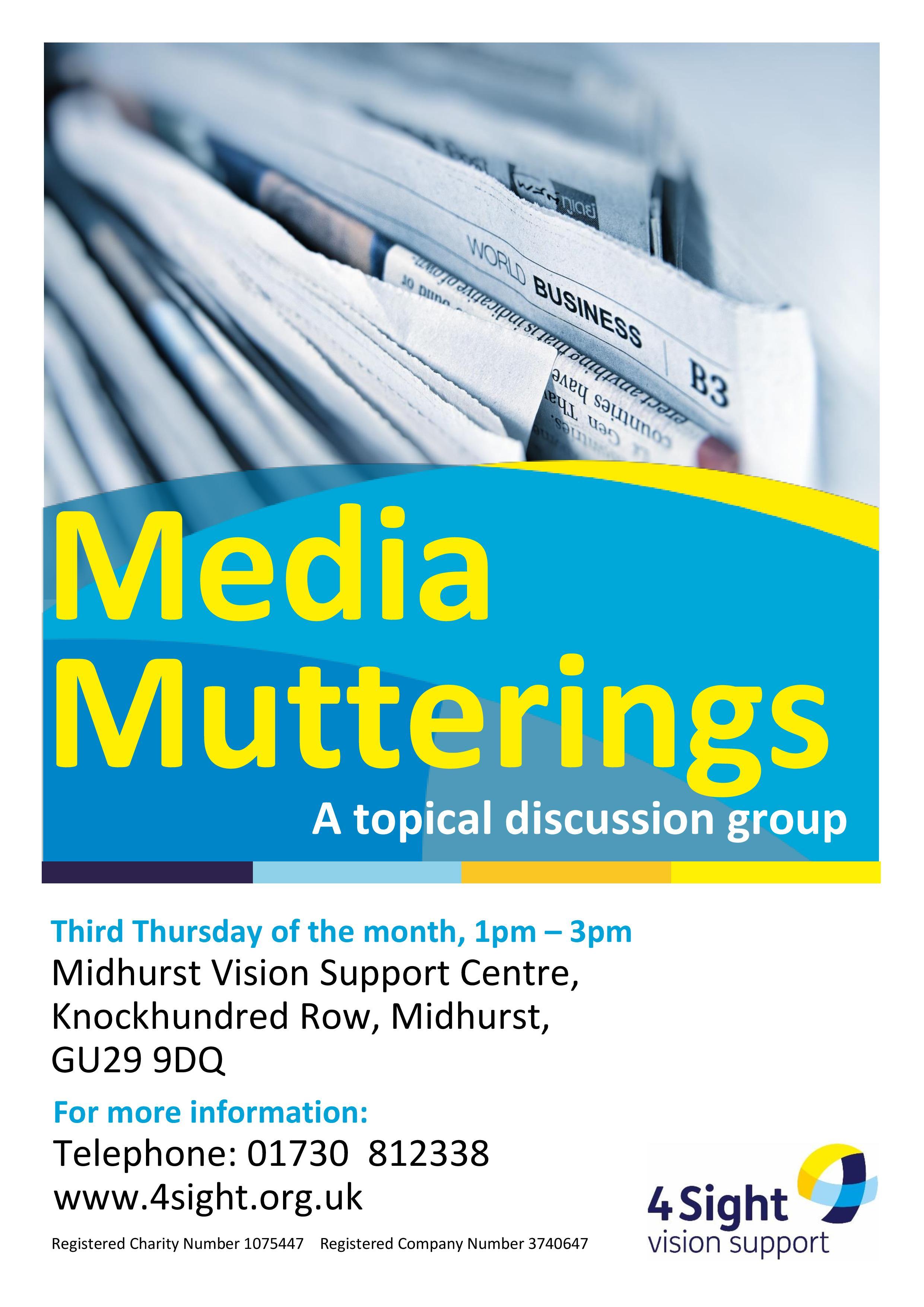 Media Mutterings