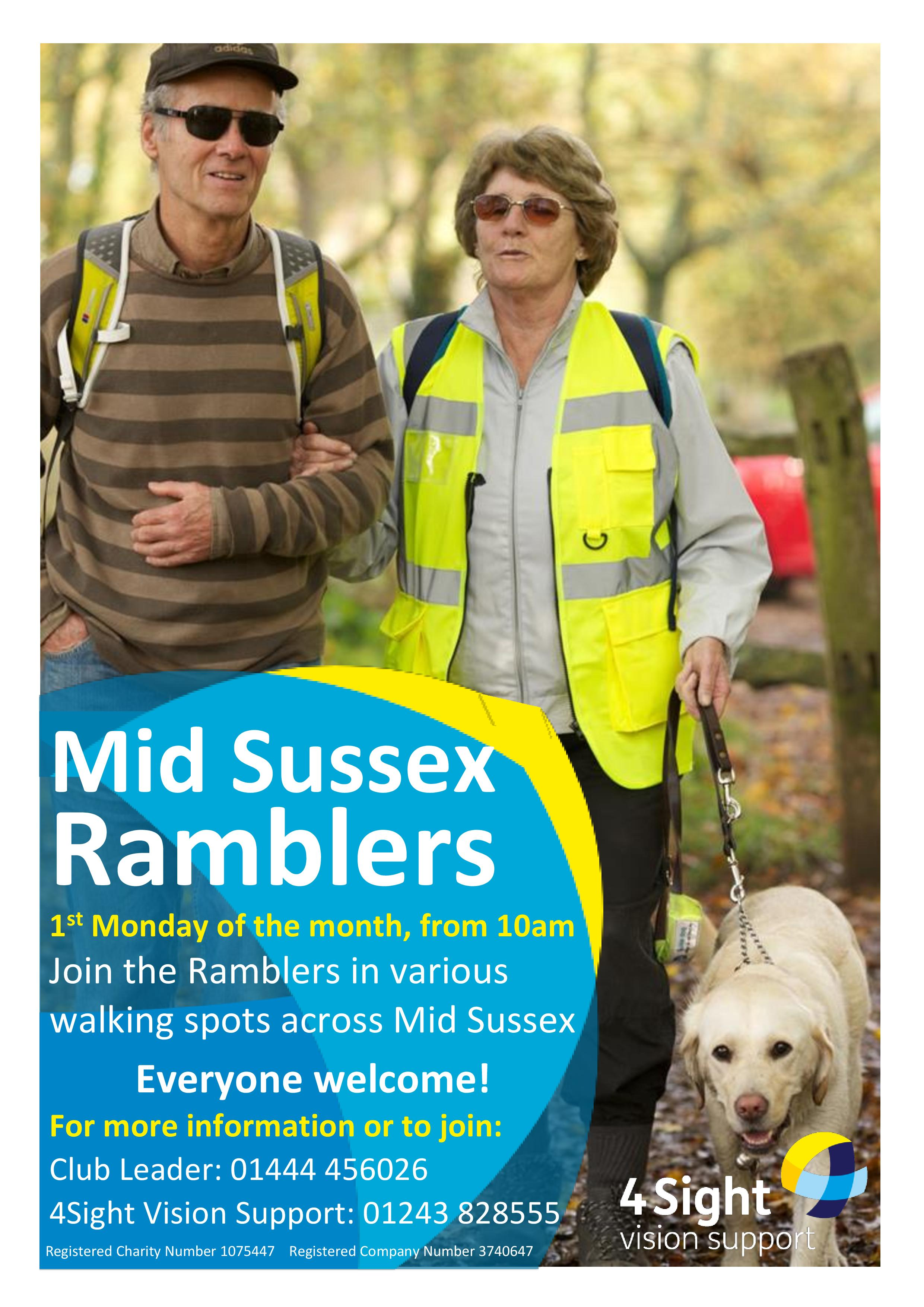 Mid Sussex Ramblers