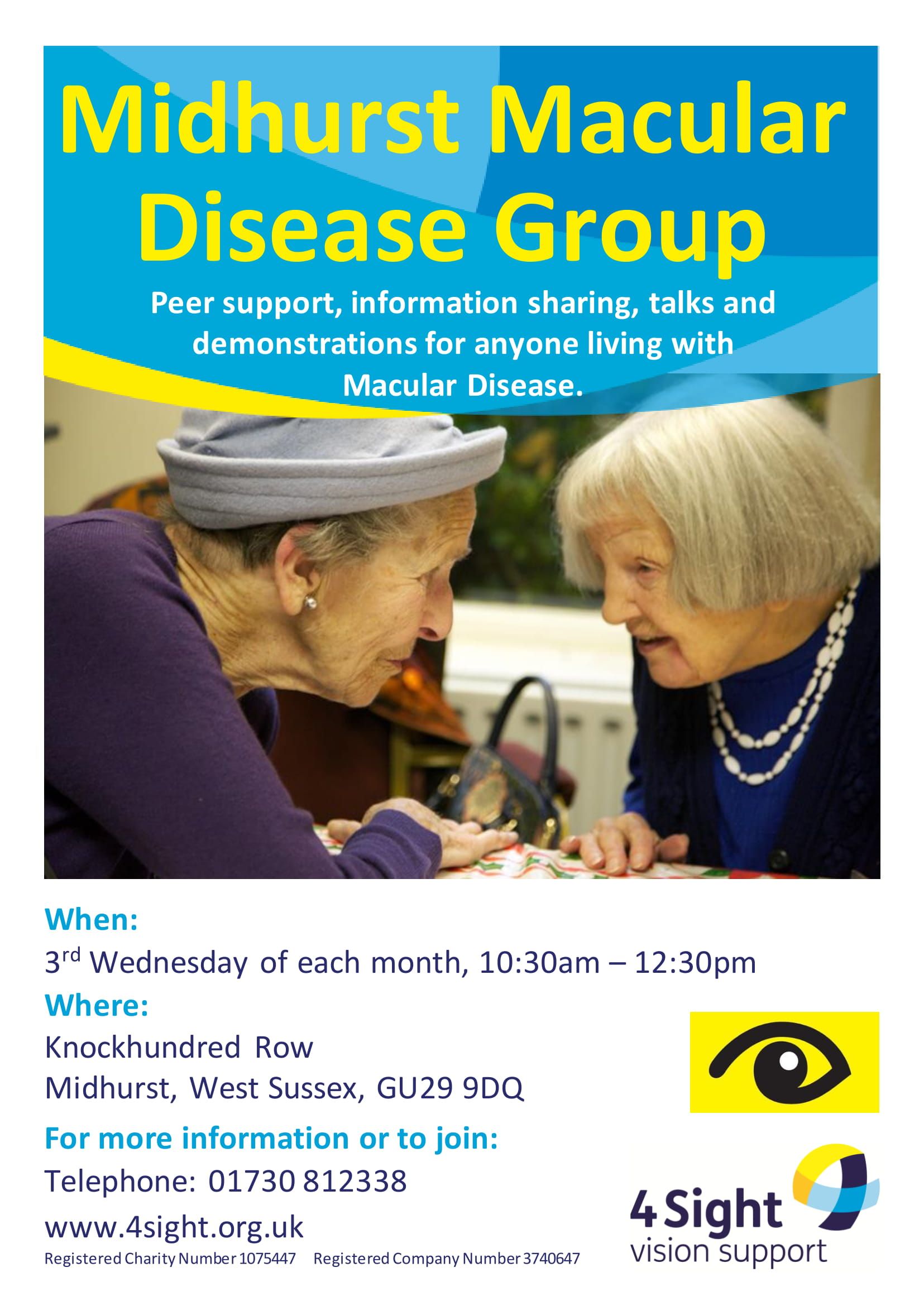 Midhurst Macular Disease Group-1