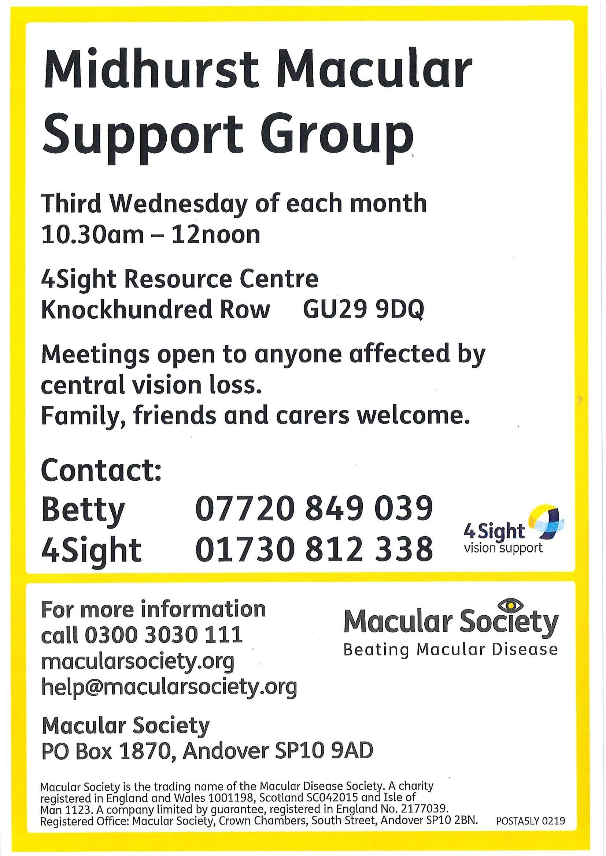 Midhurst Macular Society-1