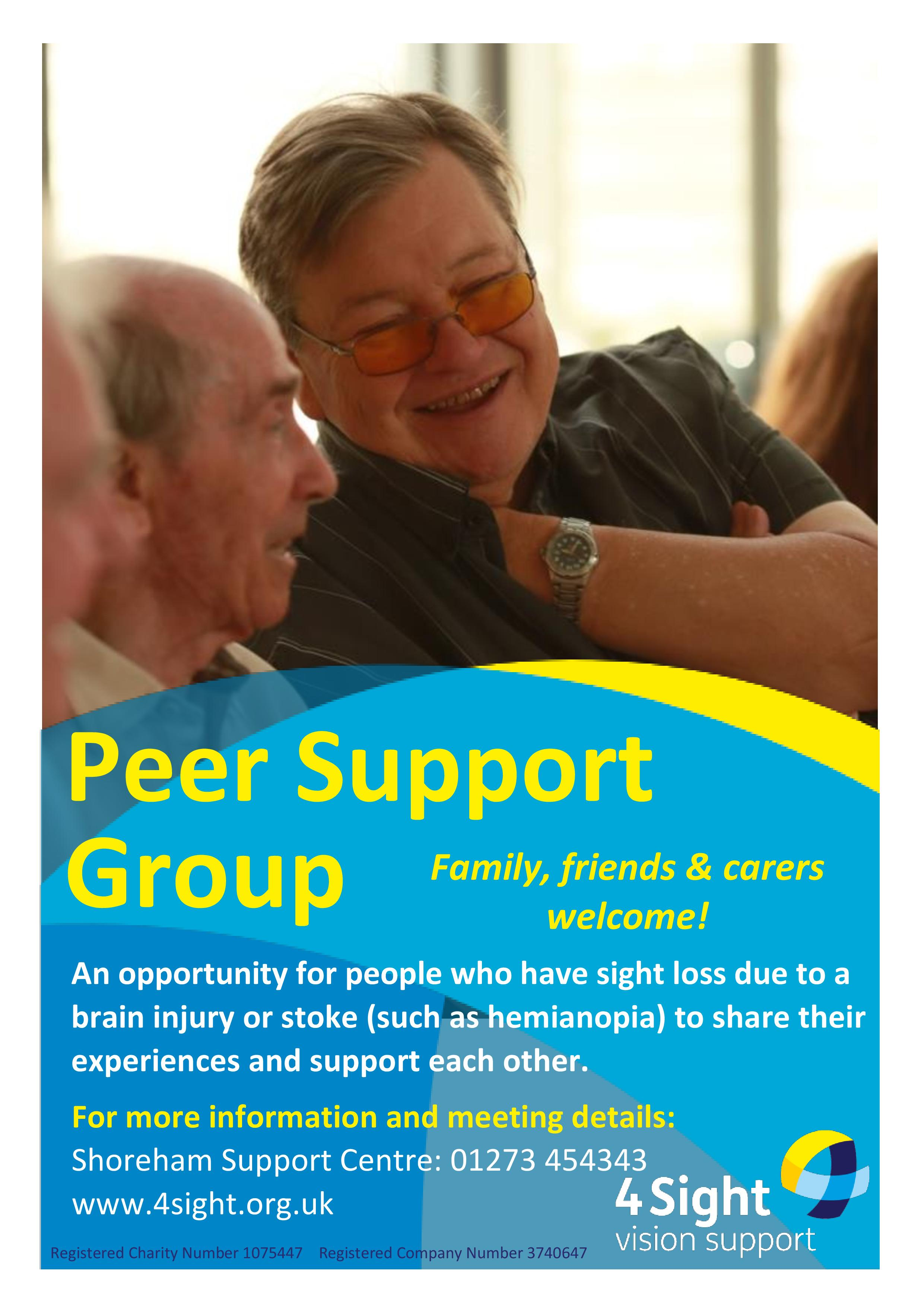 Peer Support - Shoreham (Man)