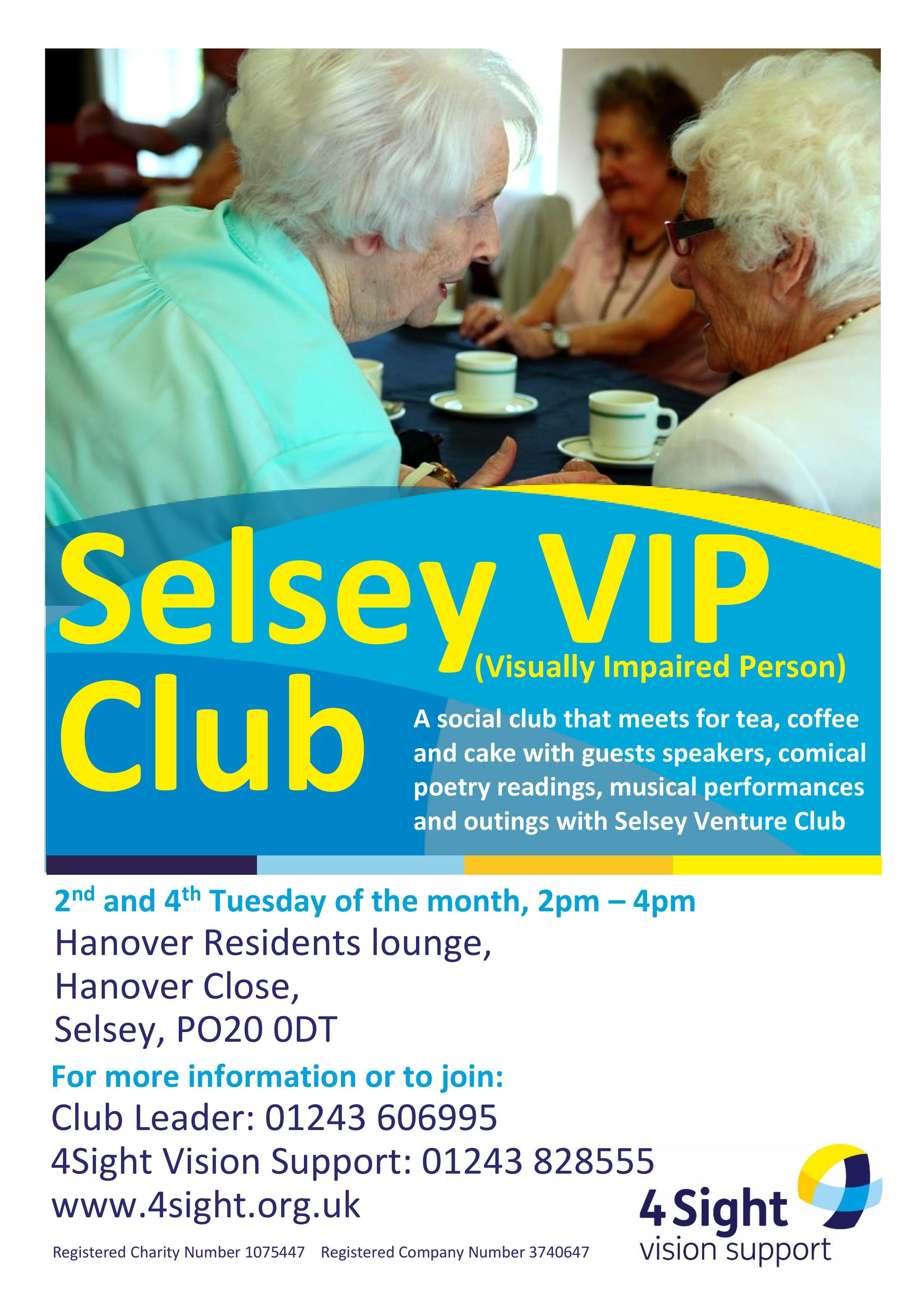 Selsey VIP Group