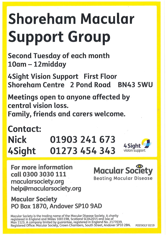 Shoreham Macular Society-1