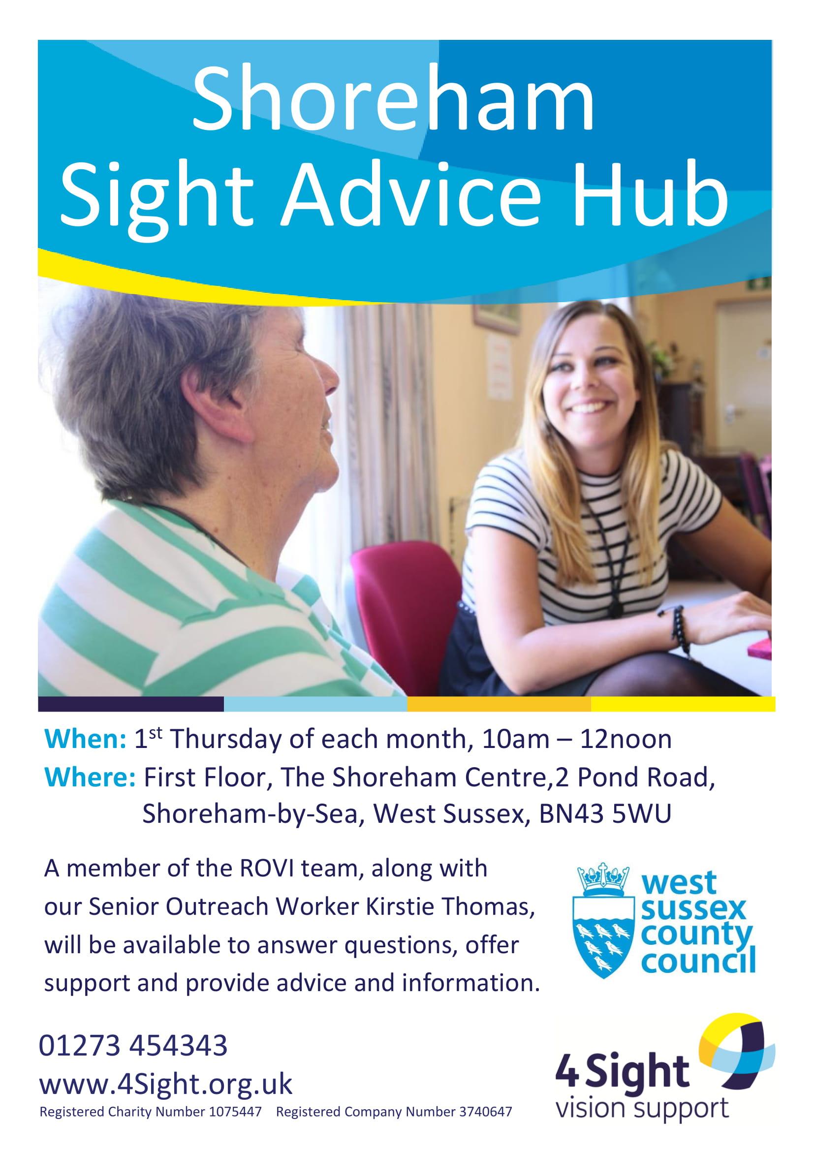 Shoreham SIght Advice Hub-1