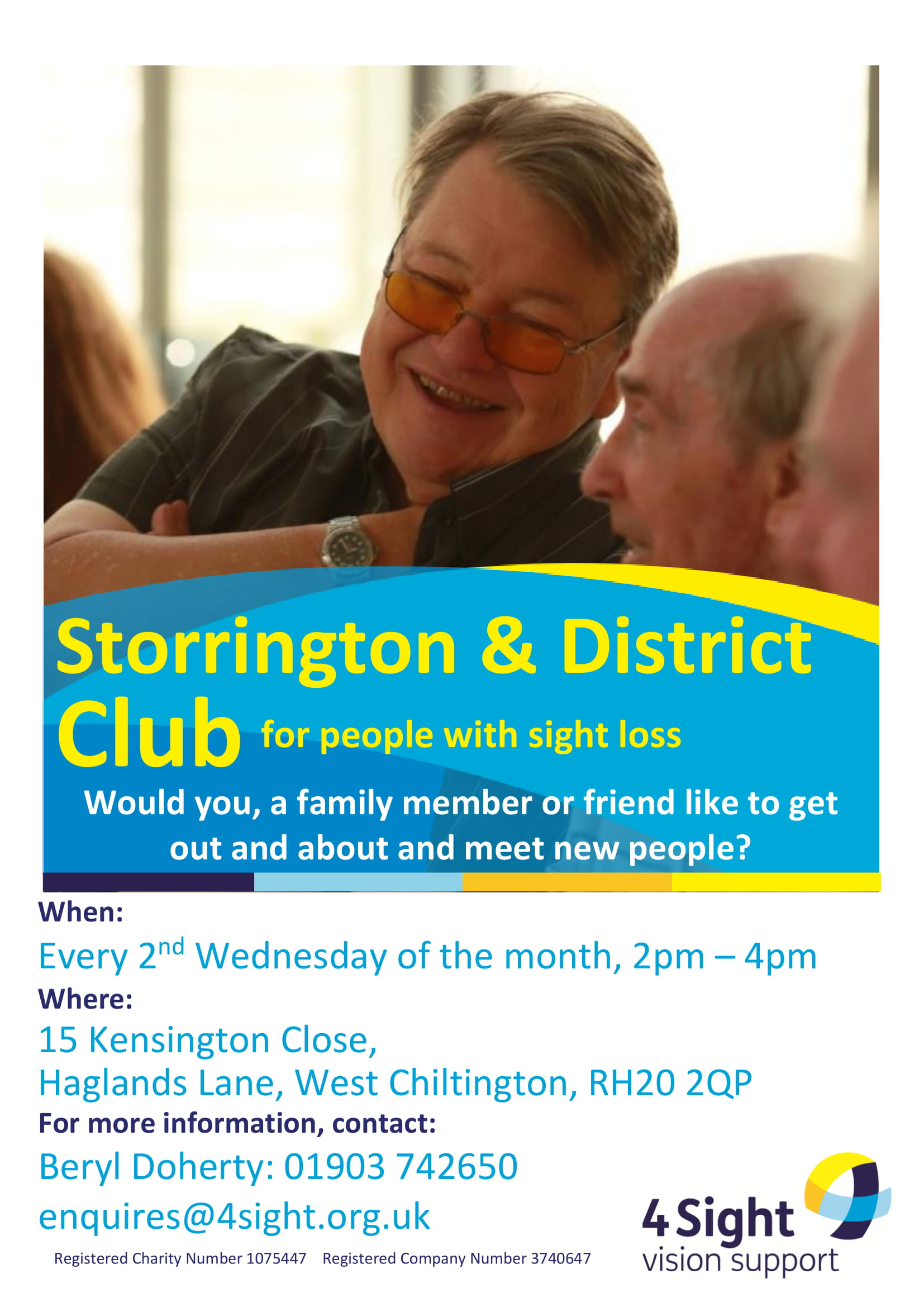 Storrington & District Blind Club-1
