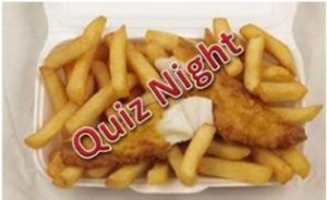 Fish and Chips Quiz Night