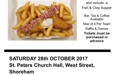 FISH & CHIP QUIZ NIGHT