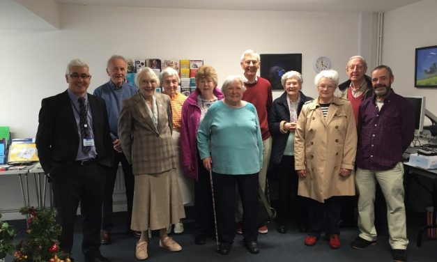 4Sight Vision Support Steyning Group Visit