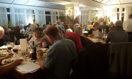 Quiz night fun at Midhurst