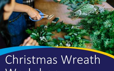 Christmas Wreath Workshop 2019