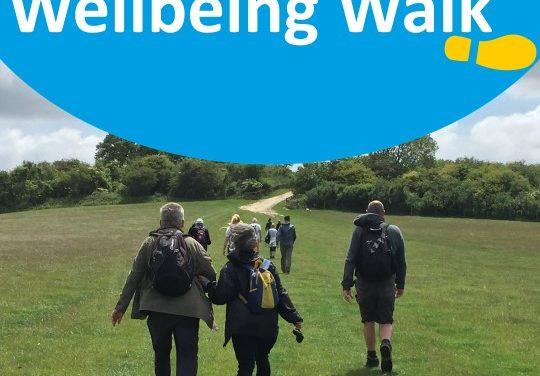Wellbeing Walk FAQs