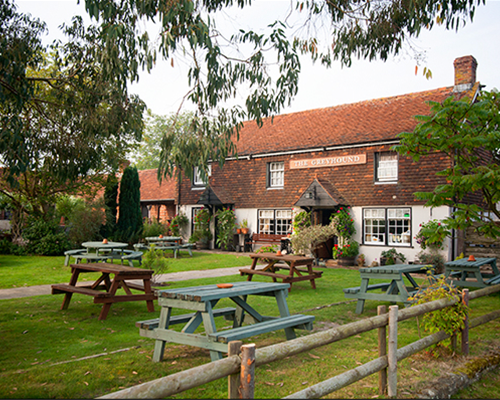 Midhurst Race Night and Supper at the Greyhound Pub