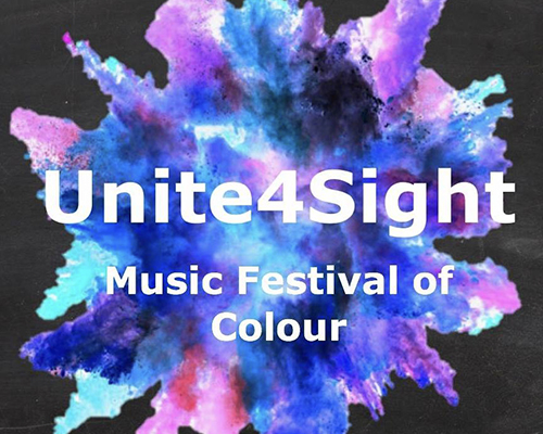 Unite 4Sight Music Festival of Colour