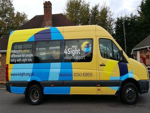 Volunteer Minibus Drivers Urgently Needed