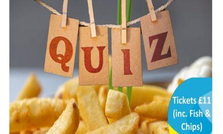 Chichester Fish & Chips Quiz