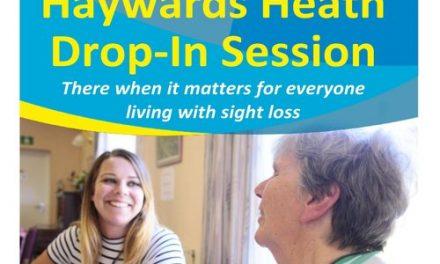 Haywards Heath Drop-In Session