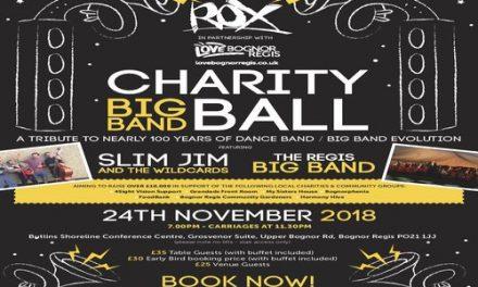ROX Charity Big Band Ball