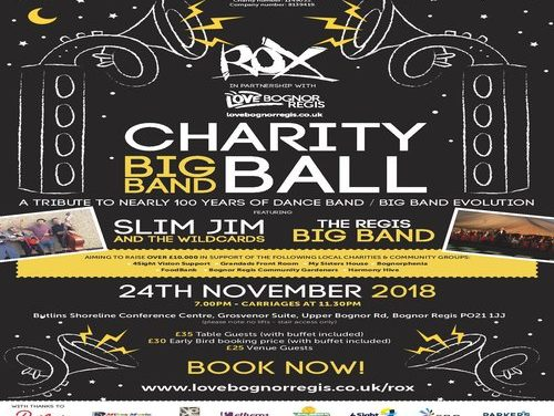 ROX Charity Big Band Ball