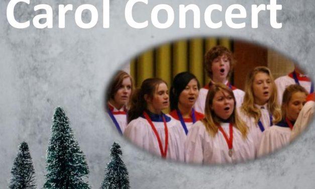 Christmas Carol Concert 2018