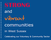 West Sussex charities work together to hold conference celebrating our local communities