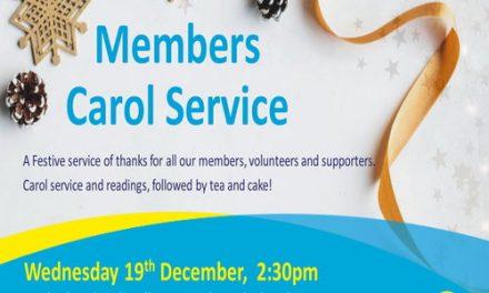 Members Carol Service