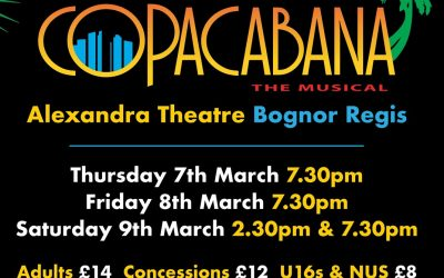 Copacabana – The Musical