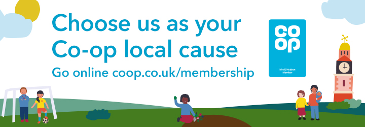 co-op local cause, support us