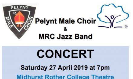 Pelynt Male Choir & MRC Jazz Band Concert