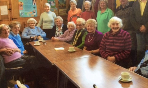 Lunch Clubs for People with Sight Loss Need a New Leader