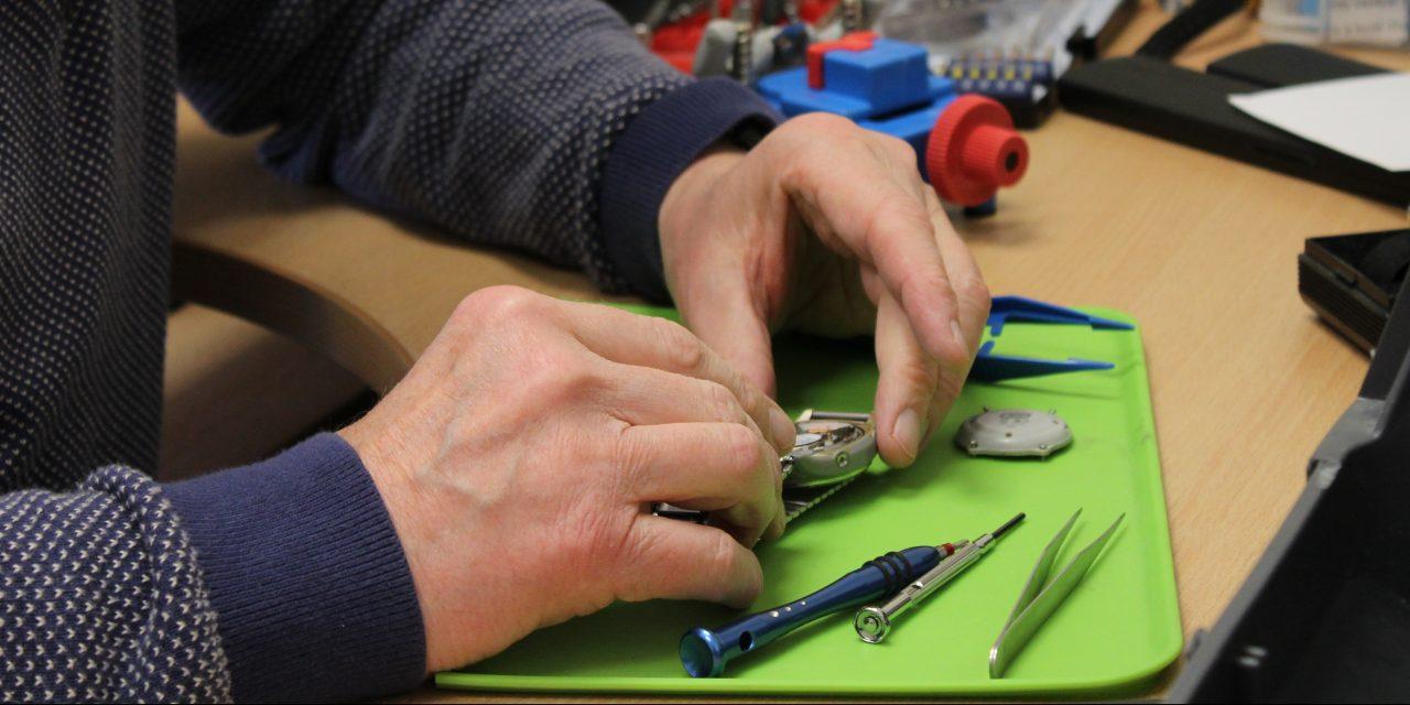 Watch Repair & Battery Service