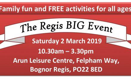 The Regis BIG Event
