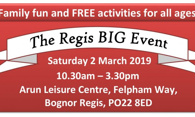 The Regis BIG Event