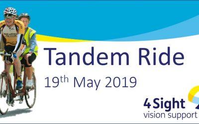 Tandem Ride 2019