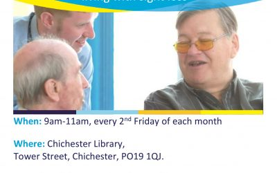 Chichester Drop-In Sessions Continue